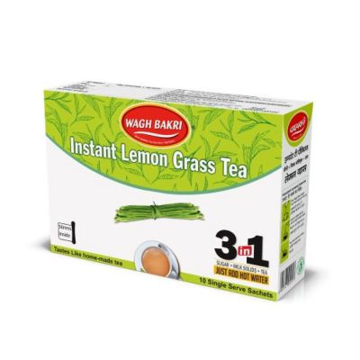 Lemon Grass Instant Tea Premix