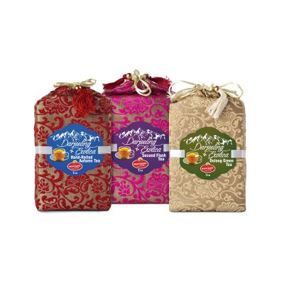 Darjeeling Tea Trio Pack