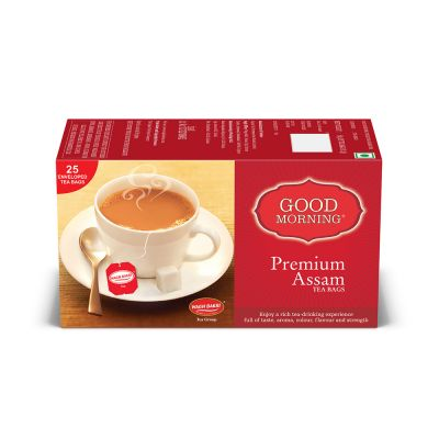 Good Morning Premium Assam Tea Bags