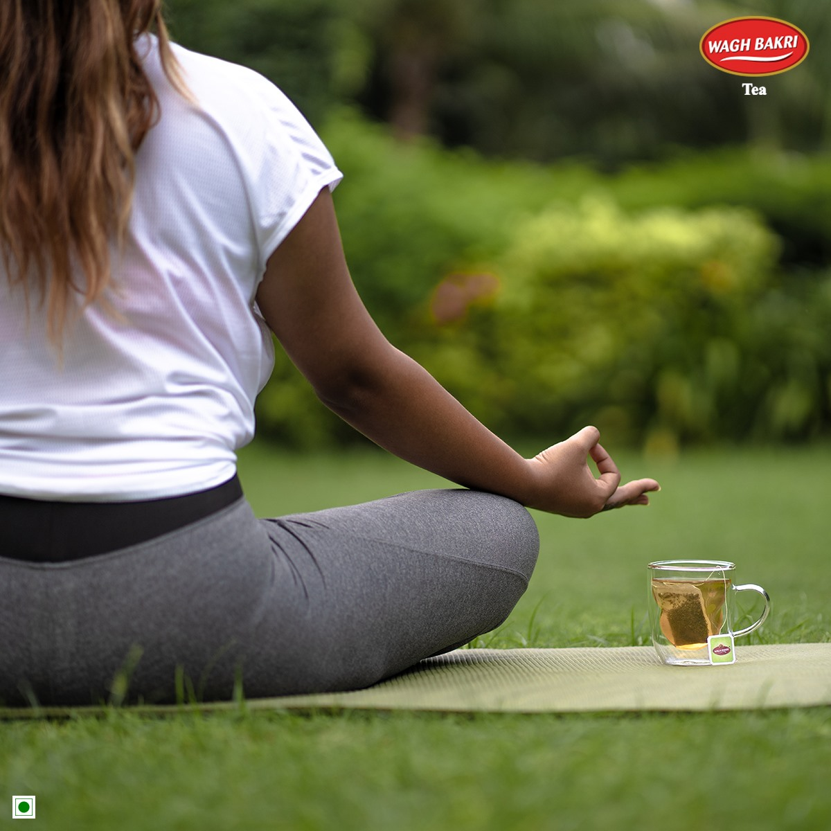 Celebrate your mornings with a cup of good health and freshness