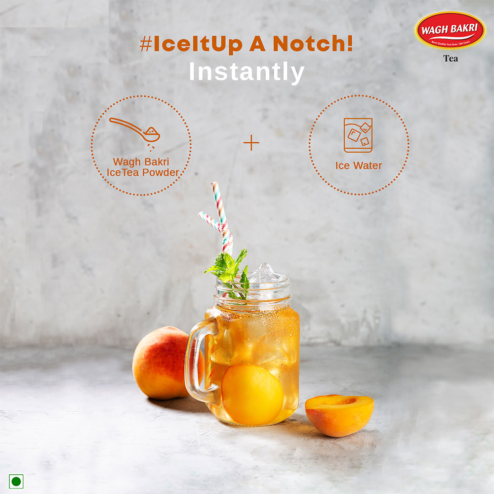 Do the peach, not the pitcher!