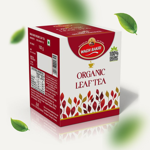 Organic CTC Leaf Tea